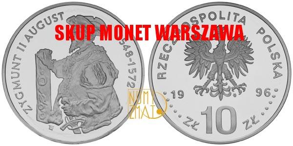 Skup monet Warszawa